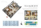 Bán cắt lỗ chung cư 885 Tam Trinh, tầng 1012, DT: 70,2m2, giá 18 tr/m2, gặp chủ nhà: 0985764006
