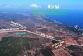 Sốt đất dự án gần sân bay Phan Thiết diện tích hơn 1000m2/nền