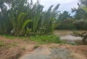 Cần bán 8000m2 đất vườn sát sông Ba Lai, có đường xe tải 5m tới đất, Bến Tre, giá rẻ