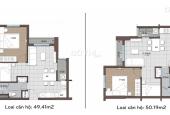 Bán căn hộ Conic Riverside diện tích 50m2, giá 1,3 tỷ, trả trước 325 triệu