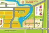 Bán gấp nền A (8x19m) dự án Minh Sơn, đường Liên Phường, Q9