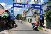 Bán nền TC 100% mặt tiền có kho KDC Hàng Bàng, P. An Bình, gần chợ cầu Bà Bộ, giá bán 3.2 tỷ