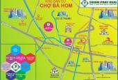 Bán đất Khu dân cư Chợ Bà Hom, sổ hồng riêng công chứng sang tên ngay, DT: 4x13 giá 1.6 tỷ