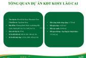 Cơ hội đầu tư đất nền dự án Kosy Mountain View Lào Cai