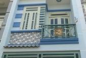 Bán nhà số 138 Tô Ngọc Vân, 4x10m, 1T, 2L, nhà rẻ, nhất quận 12, LH: 0768126679