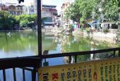 Bán đất mặt hồ Thanh Xuân 50m2, MT 6m, 4.6 tỷ, kinh doanh, ô tô tránh. 0943228039