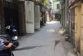 Bán nhà mặt ngõ 82 Yên Lãng, Ô tô đỗ cửa, bãi gửi xe ô tô cách 30m. DT55m2x5T. Giá 6,6 tỷ
