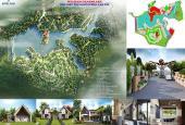 Biệt thự ven đô Hòa Bình nằm trong hồ sinh thái rộng 10ha, có sổ đỏ, cam kết lợi nhuận khủng
