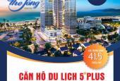 Căn hộ 5* ngay bờ biển Vũng Tàu, chỉ TT 900tr nhận nhà, full nội thất, view trực diện biển