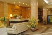 Cho thuê tòa nhà Nguyễn Bỉnh Khiêm, Quận 1, 12x30m, 2 hầm, trệt, lửng, 9 lầu, thang máy
