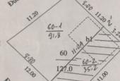 Bán nhà nát tính tiền đất 127m2 ngõ Nguyễn Khánh Toàn, MT 12m