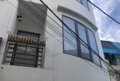Cho thuê nhà 4 tầng 2 mặt kiệt 3,5m Lê Đình Lý,đoạn gần toyota Đà Nẵng