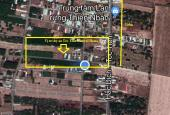 Bán đất ngay gần khu công nghiệp Mỹ Xuân B1 - đường Tóc Tiên, giá 6 tr/m2, thổ cư 175m2
