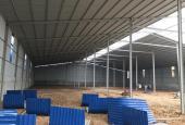 Cho thuê kho xưởng ở Gần Cầu Nhật Tân, diện tích từ 500m2 đến 5000m2.