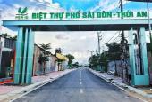 Mở bán nhà phố Pier IX Thới An liền kề Cityland Gò Vấp Phan Văn Trị