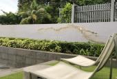 Biệt thự Holm Villas Thảo Điền, mặt tiền sông Sài Gòn 774m2, sân vườn, hồ bơi vô cực trực diện sông