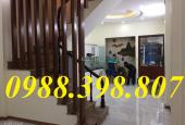 Bán Nhà ảnh thật Mỗ Lao - Văn Quán (46m2*4Tầng*4PN)~3,4 tỷ, Tiểu cảnh phong thủy, 0988398807
