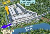 Nhà phố Quận 12 liền City Land Phan Văn Trị, giá 5.7 tỷ/căn