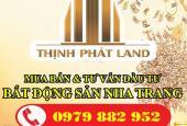 Cần bán căn tầng trệt CT3 VCN Phước Hải, phù để ở hoặc kinh doanh spa, thẩm mỹ. LH: 0979.882.952