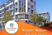 Dự án tổ hợp nhà chung cư cao cấp 93 Đức Giang