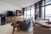 Cần cho thuê căn hộ 2 phòng ngủ tại City Garden tầng trung