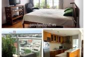 Cần cho thuê căn hộ River Garden, 2 phòng ngủ, tầng thấp