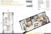 Cần bán căn hộ Prosper 2 PN, Quận 12