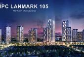 Chung cư HPC Landmark 105, vườn treo xanh mát trong phố thị, giá từ 22tr/m2. LH: 0911.846.848