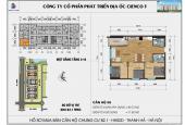 Bán nhanh căn hộ chung cư Thanh Hà diện tích 79m2, giá rẻ nhất thị trường