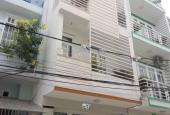 Bán nhà hẻm 87 Phạm Văn Đồng gần sân bay, 3 lầu, 4x23m, CN 91m2, HXH 6m, giá 7.5 tỷ