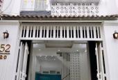 Nhà lầu hẻm đường số 10, p Tân Quy, Q7, giá 4,85 tỷ, CN 39,29m2