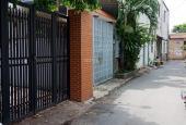 Chính chủ bán nhà nguyên căn 4,5x26,5m đường ĐHT 40, Q.12, gần chợ Lạc Quang