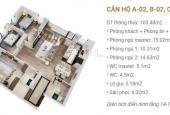 Cần bán gấp căn hộ 3 ngủ hướng ĐN view cực đẹp giá chỉ 4 tỷ. LH ngay 0978985093