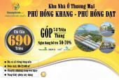 Chính chủ cần ra lô đất đẹp nhất DA Phú Hồng Khang. Giá rẻ nhất DA. CCCN ngay. chiết khấu 1cây vàng