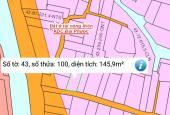 Lô nhà đất LK chợ Đại Phước, 146m2 full thổ cư giá chỉ 2,85 tỷ, hai mặt tiền trước sau, giá tốt