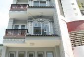 Nhà gồm 18 căn hộ dịch vụ, HXT 8m Nguyễn Trãi, Q.5, dt 5.3x20m, 5L, có hầm xe, có thang máy