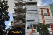Bán nhà MT Ký Con, Phường Nguyễn Thái Bình, Q.1. DT: 3.9 x 23m(5 lầu), giá: 53 tỷ