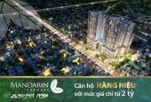 Bán căn hộ Madarin Garden 2 giá chỉ từ 2,5 tỷ