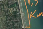 Bán đất chính chủ mặt biển Xuân Yên, Hà Tĩnh, cách Vin Cửa Hội 6km