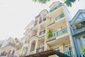 Bán nhà khu biệt thự hẻm 9 Đường Phạm Văn Hai. DT 4.8x25m Giá 17tỷ (TL)