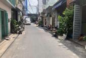 Bán nhà hẻm 6m thông Vườn Lài P,Phú Thọ Hòa Q,Tân Phú  DT 4x20m  1 lầu   Gía 6,6 tỷ TL