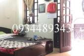 Bán nhà 5 tầng Tây Sơn ngã tư Thái Thịnh Mipec ô tô tránh 30m, giá 2,45 tỷ, 0934489343