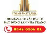 Cần sang nhượng lô đất thuộc KĐT Nam Vĩnh Hải giá thấp - LH: 0948010601 Uyên