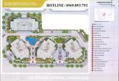 Mở bán 2 tòa đẹp nhất chung cư Long Biên, L3 và G1, view trực diện vinhomes riverside