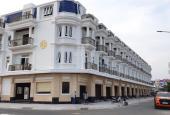 Bán nhà 1 trệt, 3 lầu, diện tích sàn 405m2, giá 1,6 tỷ ngay mặt tiền đường Hải Sơn - Tân Đức 45m