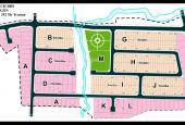 Đất dự án Đông Dương nằm ngay trên đường Bưng Ông Thoàn, phường Phú Hữu, Q. 9
