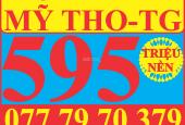 Bán đất nền Thổ Cư TP Mỹ Tho . Giá 595tr . SỔ HỒNG RIÊNG