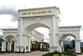 Cần bán gấp lô đất góc 2 mặt tiền đường tại KĐT An Bình Tân, giá tốt
