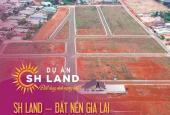 Dự án SH Land Pleiku, Gia Lai - Đất vàng sinh vượng khí