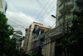 Chính chủ bán D1, Nguyễn Văn Thương, p25, Bình Thạnh. Nhà đúc 4 tấm, 4,5mx18m, ô tô đậu trong nhà